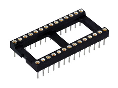 SOCKET 28-PIN M