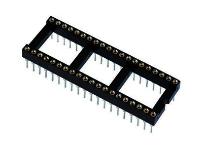 SOCKET 40-PIN M